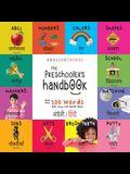 The Preschooler's Handbook: Bilingual (English / Hindi) (अंग्र॓ज़ी / हिं&#
