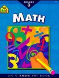 Math Basics Grade 3 (I Know It! Books)