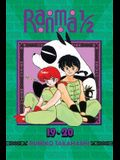 Ranma 1/2 (2-In-1 Edition), Vol. 10: Includes Volumes 19 & 20