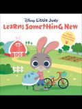 Little Judy Learns Something New (Disney Zootopia)