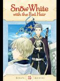 Snow White with the Red Hair, Vol. 15, 15