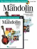 Play Mandolin Today! Level One Package [With DVD]