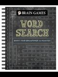 Brain Games - Word Search Puzzles (Chalkboard #2), 2: Boost Your Brainpower in Minutes