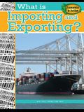 What Is Importing and Exporting?