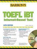 Barron's TOEFL IBT Internet-Based Test [With CDROM]