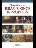 Pamphlet: Chronology of Israel's Kings and Prophets: Events in Samuel, Kings & Chronicles