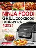 Ninja Foodi Grill Cookbook for Beginners #2021