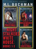 The Night Stalkers White House: Books 1 - 3