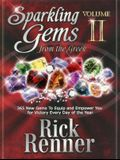 Sparkling Gems from the Greek Volume 2: 365 New Gems to Equip and Empower You for Victory Every Day of the Year