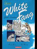 White Fang (Barron's Graphic Classics)
