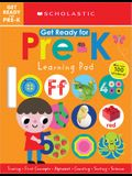 Get Ready for Pre-K Learning Pad: Scholastic Early Learners (Learning Pad)