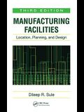 Manufacturing Facilities: Location, Planning, and Design, Third Edition