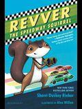 Revver the Speedway Squirrel