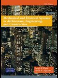 Mechanical and Electrical Systems in Architecture, Engineering, and Construction