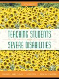 Teaching Students with Severe Disabilities, Pearson Etext with Loose-Leaf Version -- Access Card Package