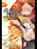 The Demon Prince of Momochi House, Vol. 3