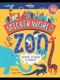 Sticker World - Zoo