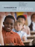 Cengage Advantage Books: Introduction to Research in Education