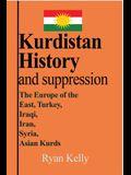 Kurdistan History and suppression