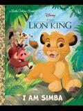I Am Simba (Disney the Lion King)