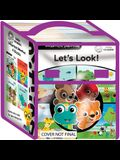 Baby Einstein: Little First Look and Find: 4 Books