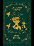 Jane Eyre And Wuthering Heights: 2 in 1 by Charlotte Brontë and Emily Bronte