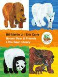 Brown Bear & Friends Little Bear Library