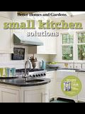 Small Kitchen Solutions (Better Homes and Gardens Home)