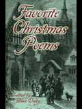 Favorite Christmas Poems (Dover Books on Literature & Drama)