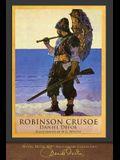 Robinson Crusoe: 300th Anniversary Collection