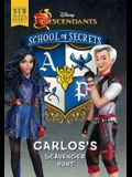 School of Secrets: Carlos's Scavenger Hunt (Disney Descendants)
