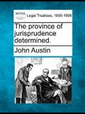 The Province of Jurisprudence Determined.