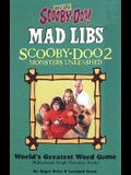 Scooby-Doo 2: Monsters Unleashed Mad Libs