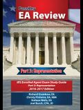 Passkey EA Review, Part 3: Representation, IRS Enrolled Agent Exam Study Guide 2016-2017 Edition