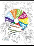 From Wonderland to Wasteland: Coloring Book for Young GameChangers