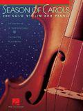 Season of Carols: Easy Solo Violin and Piano