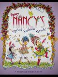 Fancy Nancy's Fashion Parade! Reusable Sticker Book
