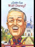 Quien Fue Walt Disney? (Who Was Walt Disney?)