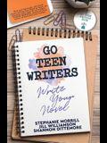 Go Teen Writers: Write Your Novel