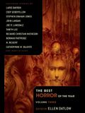 The Best Horror of the Year, Volume 3