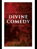 Divine Comedy (Complete Edition): Illustrated & Annotated