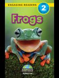 Frogs: Animals That Make a Difference! (Engaging Readers, Level 2)