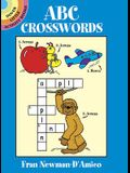 ABC Crosswords (Dover Little Activity Books)
