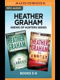 Heather Graham Krewe of Hunters Series: Books 5-6: The Unseen & the Unholy