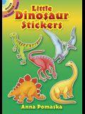 Little Dinosaur Stickers