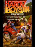 Wild Wheels (The Hardy Boys Casefiles #104)