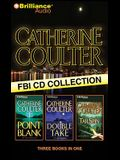 Catherine Coulter FBI Collection 2: Point Blank, Double Take, Tailspin