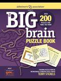 Alzheimer's Association Presents The Big Brain Puzzle Book