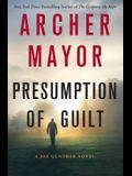 Presumption of Guilt: A Joe Gunther Novel (Jo