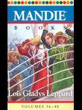 Mandie Books Pack, Vols. 36-40
